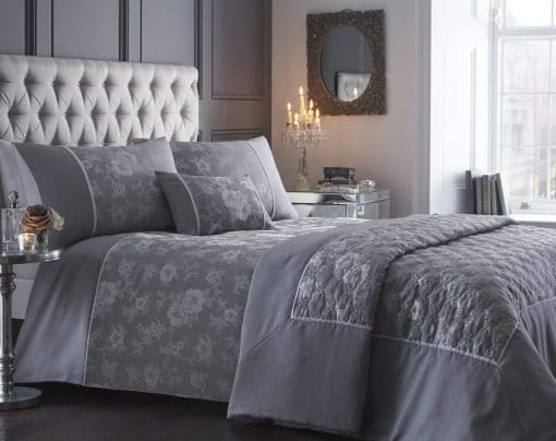 Warwick Silver - Duvet Covers