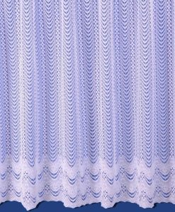 Net Curtains - Violet