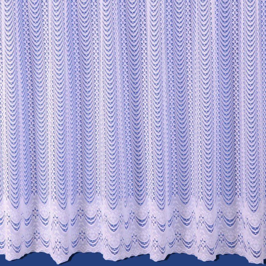Violet White Net