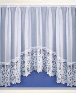 Brazil White Jardiniere Nets