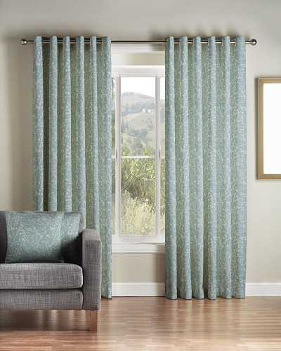 Montgomery Cannon Duckegg Curtains