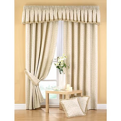 Folia Natural Readymade Curtains
