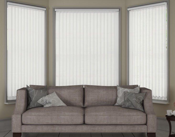 white vertical blinds voile pallette white vertical blinds dublin ireland