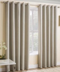Vogue Readymade Curtains Cream