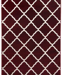 Toscana Lattice Red 1 (Medium)