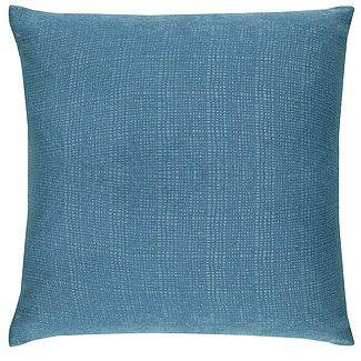 Matrix Teal Filled Cushions